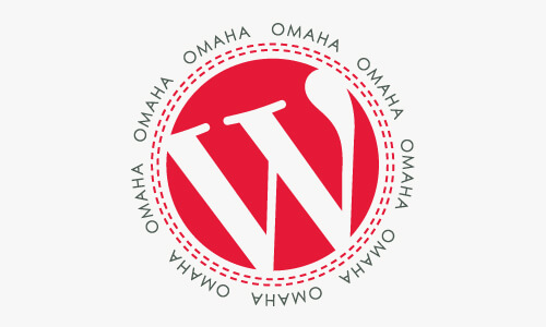 wordcamp omaha 2014 brand mark