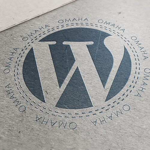 logo design, Wordpress omaha