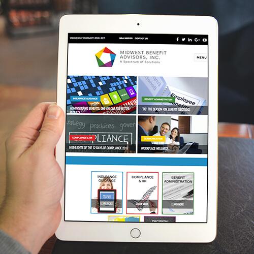 Omaha responsive web design
