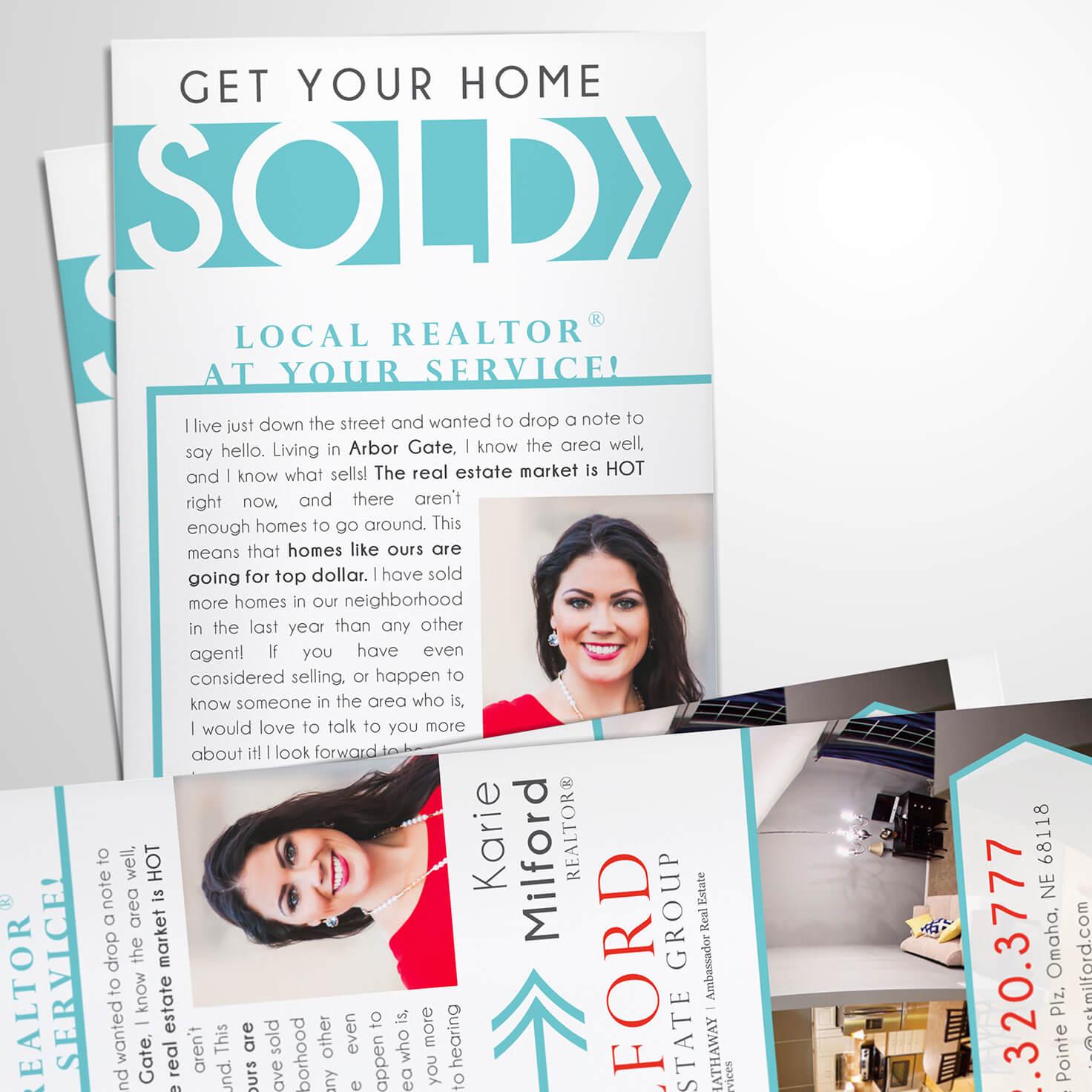 promotional marketing, print design