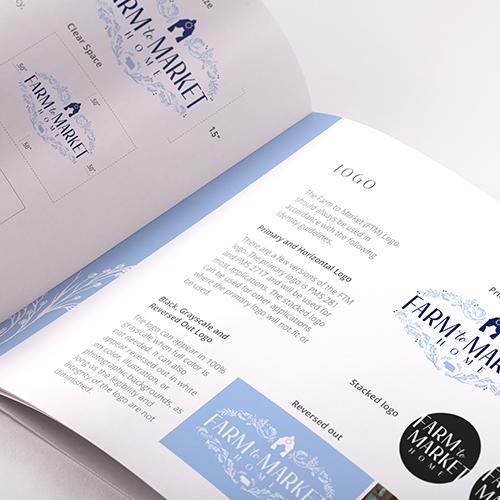 branding guidelines, brand book