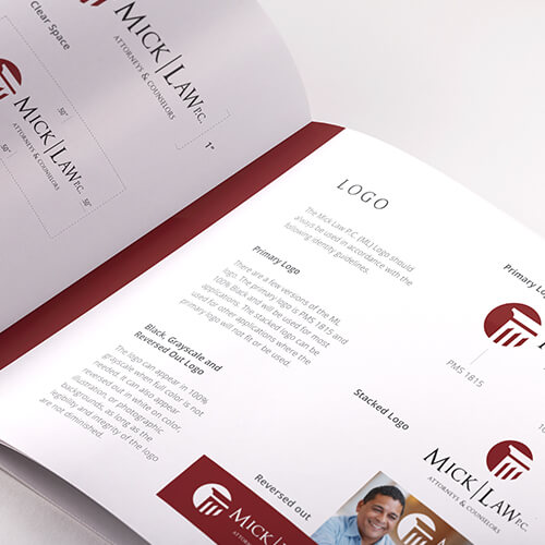 law firm brand guidelines
