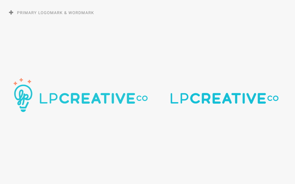 primary logomark, brand refresh lp creative co