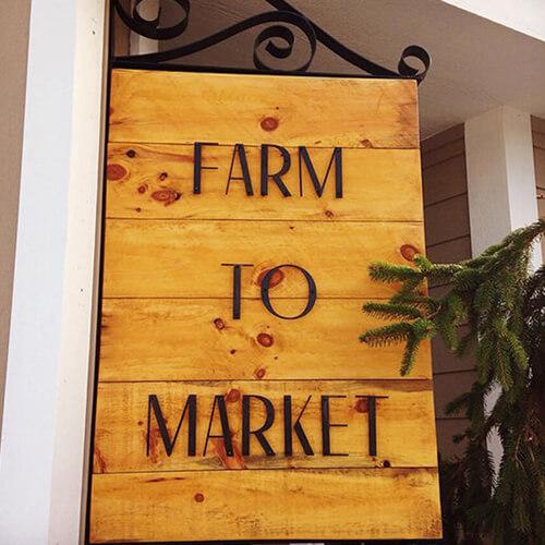 storefront sign, signage, sign design