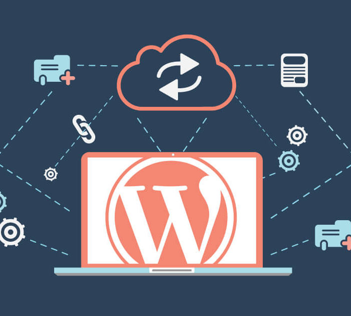 wordpress website backups
