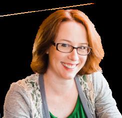 Lauren Bonk, Chief Editor at LP Creative Co.